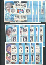 PAPUA NEW GUINEA 2002 Queen Mother Royalty MNH x 15 Sheets(PAP 147)