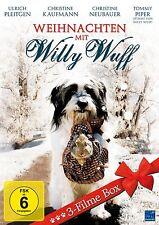 DVD-Box *Weihnachten mit Willy Wuff - Edition - Teil 1-3 *NEU OVP (3 Disc)