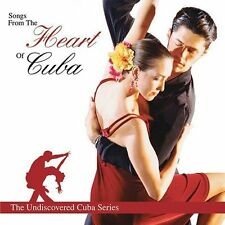 Songs from the Heart of Cuba [Intersound 1999] by Various Artists (CD,...