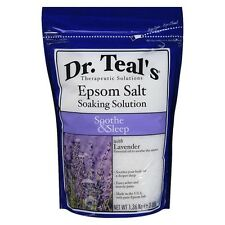 Dr. Teal's Epsom Salt Soaking Solution Soothe & Sleep - 3 lb.