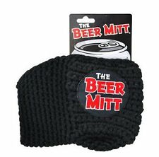 The Beer Mitt Glove - Cooler Bottle Cup Can Holder - BBQ Koozie Coozie Gag Gift