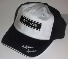 BRAND NEW BLACK AND WHITE FORD MUSTANG CALIFORNIA SPECIAL GT/CS HAT/CAP