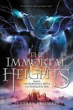 The Immortal Heights (Elemental Trilogy)-ExLibrary
