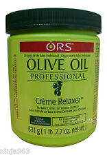 Organic Root Stimulator Olive Oil Professional Creme Relaxer, Extra Strength,