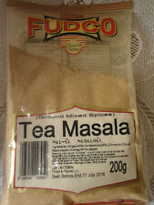 BNIB TEA  MASALA  GROUND  MIXED SPICES  FOR TEA  200 gm