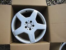 "18"" Mercedes Benz AMG Monoblock OEM Staggered Rims Wheels Germany Set of 4"