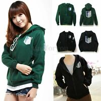 Attack On Titan Shingeki No Kyojin Investigation Jackets Hoodies Coats Scouting