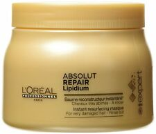 Loreal Professional Absolut Repair Lipidium Mask 490 Gms