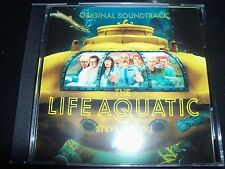 The Life Aquatic Original Soundtrack CD (Steve Zissou) – Like New