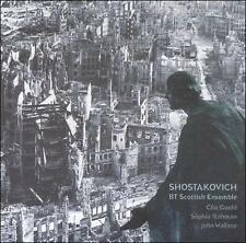 : Shostakovich: Chamber Symphony in C minor, Op. 110a; Piano Concerto No. 1 in C