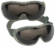 USMC US Army Military Marines ACU Digital Camo Desert Tac Tactical Goggles NEW