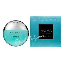 Bvlgari Aqva (Aqua) Marine Pour Homme Edt Spray 5.0oz 150ml * New in Box *