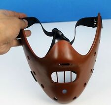 new Silence of the Lambs Hannibal Lecter Mask Halloween Masque cosplay costume