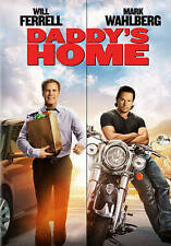 DADDY'S HOME  DVD, Will Ferrell & Mark Wahlberg - BRAND NEW - FREE SHIPPING
