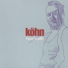 Kohn-Bruce Willis CD NEW