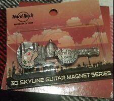 Hard Rock Cafe Florence   3D Skyline magnet