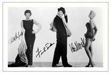 RITA HAYWORTH FRANK SINATRA KIM NOVAK VINTAGE SIGNED PHOTO PRINT AUTOGRAPH