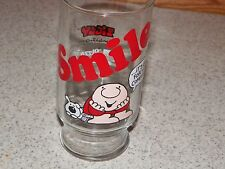 Vintage Pizza Inn Ziggy Coca Cola Cartoon Glass 1979  Smile good for complection