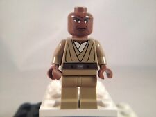 BRAND NEW, RARE, MACE WINDU MINI FIGURE FROM STAR WARS LEGO 7868 - FREE SHIPPING