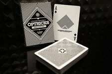 CARTE DA GIOCO MECHANIC OPTRICKS,poker size