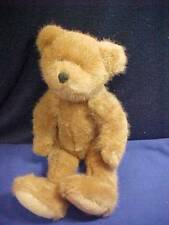 """Bear ~ Classic Beanie Teddy The Boyds Collection Fully Jointed Brown Bear 14"""""""