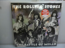 ROLLING STONES-THE BATTLE OF MILAN. ITALY 197O-GATEFOLD 2LP RED VINYL.NEW.SEALED