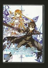 DVD Sword Art Online Complete Season 1+2 Action Anime Box set ENGLISH Dubbed