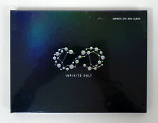 INFINITE - Infinite Only [Normal Edition] +Folded Poster +Free Gift +Tracking no