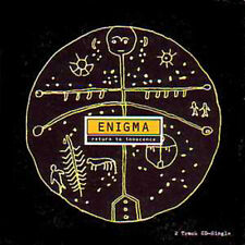 ★☆★ CD Single SANDRA - ENIGMA Return to innocence 2-track CARD SLEEVE NEW ★☆★
