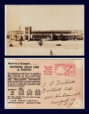 US OHIO CLEVELAND KEIR PHOTO SERVICE REAL PHOTO POSTCARD PRICE LIST EARLY 1950'S