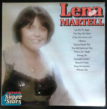 """Lena Martell Vinyl LP 12"""" Album Record Where Do I Begin Moving On Without You"""