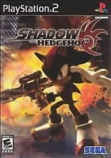 PS2 Shadow the Hedgehog Sony PlayStation 2, 2005 Used PS2 Video Game