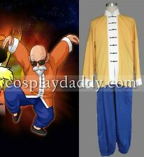 Dragon Ball Cosplay Costume Muten Roshi/Kame Sennin Outfit