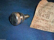 CAT/CATERPILLAR 7K4199 THUMB SCREW 7K-4199 OEM