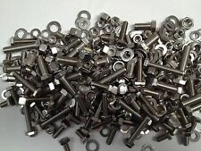 AUSTIN A30 - A35 - BSF NUT BOLT & WASHER SET IN STAINLESS STEEL