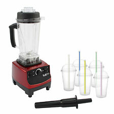 Commercial Food Blender Heavy Duty Mixer Milkshake Smoothie Soup Maker Juicer