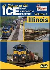 A Tribute to the ICE Vol 1 Iowa Chicago & Eastern DVD NEW Chicago Sub IC&E CP
