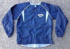 Wisconsin-Stout Hockey Pullover ~ Youth Large L ~ Blue UW-Stout NCAA College