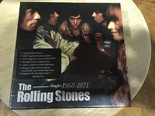 Rare Rolling Stones CD Limited Edition Box Set Singles 1968 1971 Loads Extras
