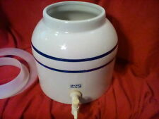 Hinckley & Schmitt Blue & White Ceramic Water Jug
