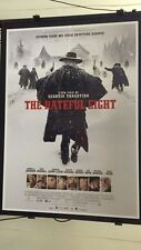 The Hateful Eight di Quentin Tarantino Manifesto originale ITA CINEMA 100X140cm