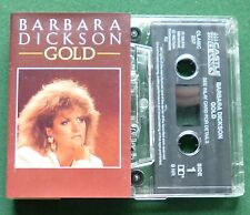 Barbara Dickson Gold inc Missing You & A Day in The Life + Cassette Tape TESTED