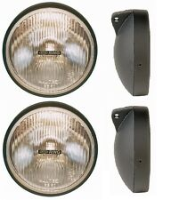 Ring Roadrunner Round Driving Lamps Halogen Spot Lights Twin Set RL021