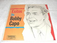 "Bobby Capo ""Exitos de.."" 1960's Latin LP, SEALED!, Original Tropical #TRLP-5070"