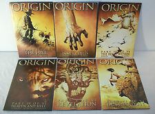 Marvel Comics Origin #1-6 COMPLETE SERIES 2001 Wolverine First Print