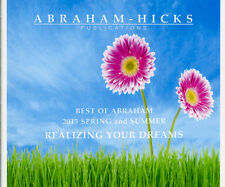 Abraham-Hicks Esther 10 CD Best of Abraham 2013 Spring and Summer - NEW