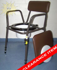 Commode Disability Toilet  Charity Sale !!!!!! Free Postage