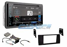 1997-2003 E39 SOUNDSTREAM STEREO RADIO & BLUETOOTH W INSTALL KIT & CD/DVD PLAYER