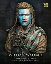William Wallace - NutsPlanet - 1:10 scale resin bust