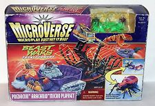 Microverse - Transformers Beast Wars Predacon Arachnid Micro Playset NEW SEALED